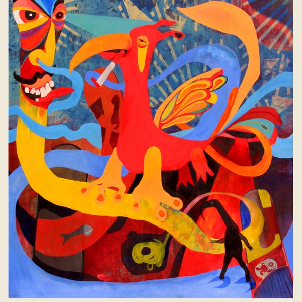 Joseph Kuhn Art Print