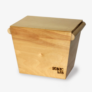 Cuban style quinto caja